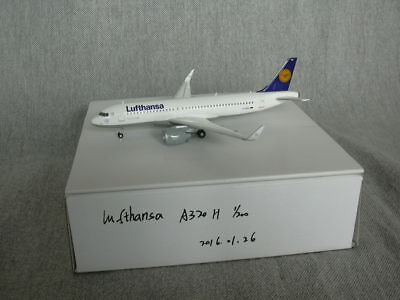 Herpa Wings Sample A320neo Lufthansa D-AINA RARE limited 1-200