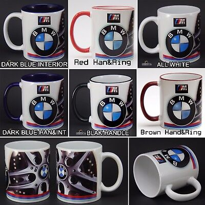 BMW mug, BMW coffee Mu,Gift. MICROWAVE and DISHWASHER SAVE.(CHOOSE YOUR COLOR)