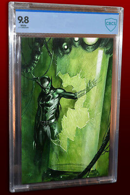 WEAPON X #11 Dell'Otto VIRGIN Variant Cover CBCS 9.8 Ltd 250 Marvel 1st Print NM