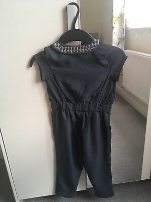 Girls Next party Jumpsuit 3 Years