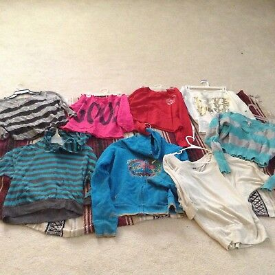 women lot of sweaters