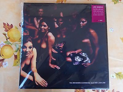 jimi hendrix - electric ladyland (box set 2lp+2lp(alternate album)+7inch+cd+pos)