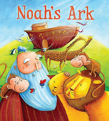 My First Bible Stories Old Testament: Noah's Ark - 9781848358911
