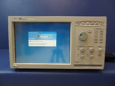 Agilent 16902A Logic Analysis System Mainframe W/Opt 014