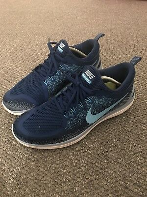Men's Nike Free RN Distance 2 Run Gym Trainers UK Size 10