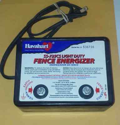 Fence Energizer Havahart SS-725CS Light Duty
