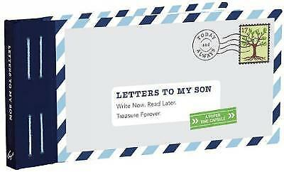 Letters to My Son - 9781452153810
