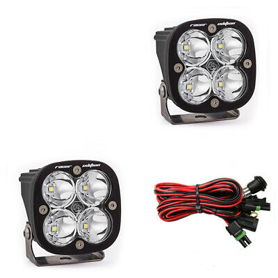Baja Design Fits Squadron Racer Edition Pair Spot LED 727801