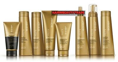 Joico K Pak Hair Products Shampoo, Conditioner, Reconstructor, Intense Hydrator