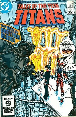 Tales of the Teen Titans #41. Apr 1984. DC. NM-.