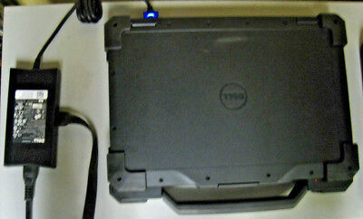 DELL LATITUDE 14 RUGGED EXTREME 7404 i3-4010U 1.7GHz 128GB 4GB TOUCHSCREEN LAPTO