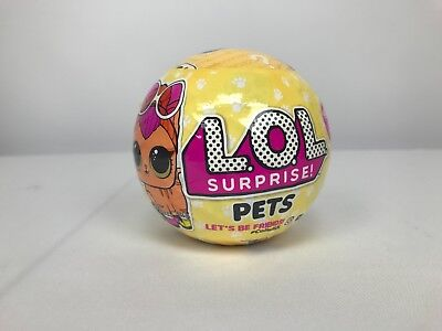 LOL Pet Series 3 Surprise Doll Ball 7 Layers of Fun Animal Ball New