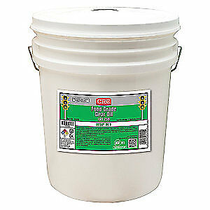 CRC Gear Oil,5 gal.,ISO 680,Pail,Mineral Oil, 04555, Clear