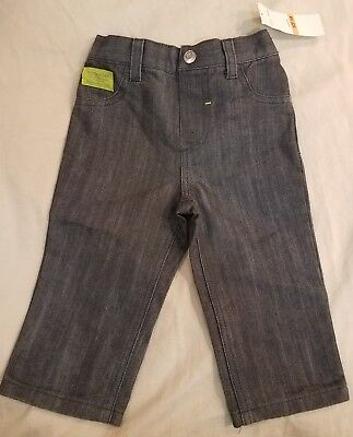 Boys Rocawear Jeans Size 12 Months Grey *nwt*