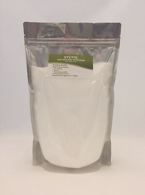 ✅1kg XYLITOL 100% Natural Sweetener - Premium Quality