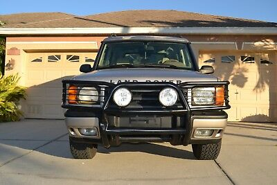 2001 Land Rover Discovery Sport  2001 Land Rover Discovery Series 2 SE Sport Utility 4-Door