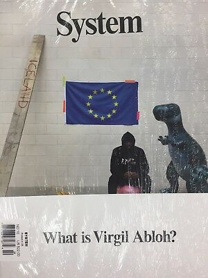 System magazine Virgil Abloh issue No. 10