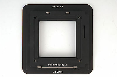 Hasselblad V Back To Arca 69 Adapter For Phase One Sinar Leaf Hasselblad