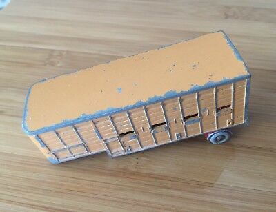MATCHBOX JENNINGS CATTLE TRUCK MAJOR PACK No 7 MADE IN ENGLAND BY LESNEY