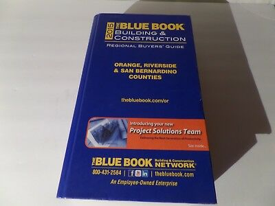 2015 The Blue Book Building & Construction Regional Buyers Guide for