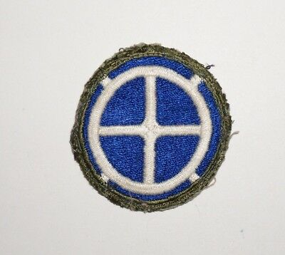 35th Infantry Division Patch WWII US Army P5361