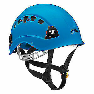 PETZL Rescue Helmet,Blue,6 Point, A10VBA, Blue
