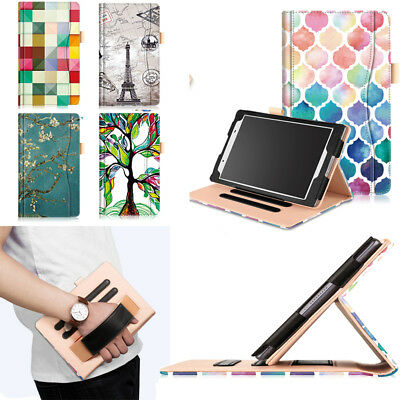 NEW 2017 PU Leather Slim Stand Magnetic Case Cover For Lenovo TAB 4 8 TB-8504F/N