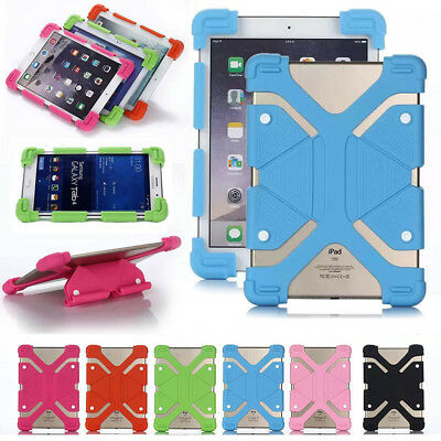 "AU For Lenovo Tab/Tab2/Tab3/Tab4 7"" 8"" 10"" Tablet Shockproof Silicone Case Cover"