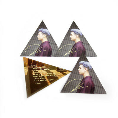 [GOT7]2nd edition/7 for 7 version Official Triangle Photocard-BAMBAM/7 for 7