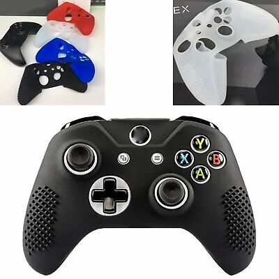 Silicone Gel Rubber Case Skin Cover Replacement for Xbox One X Gaming Controller