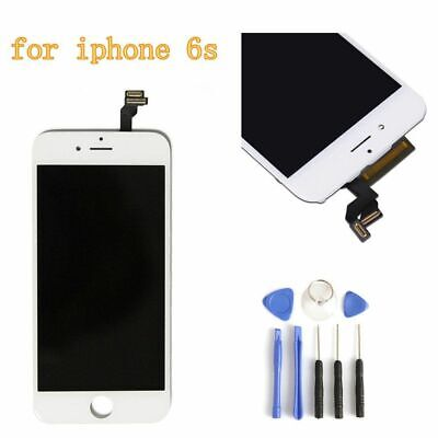 White LCD Touch Lens Screen Digitizer Replacement Assembly fit For IPhone 6S 4.7