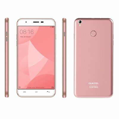 "5.5"" OUKITEL U7 Plus 4G Smartphone 2+16GB Android6.0 Handy QuadCore Touch ID"