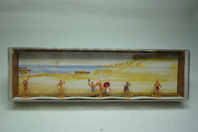 Vintage Merten Figuren Box - Spur N - Badende - Box 948 (1.fig-45)