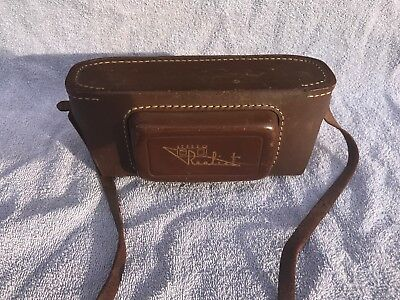 Vintage David White Stereo Realist 3d Camera With Leather Case