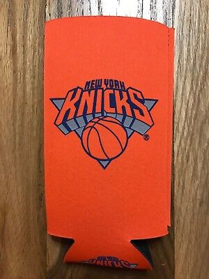 New York Knicks - Nba - 24 Oz Beer Foam Koozie/can Holder/huggie - New & Unused