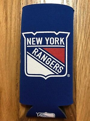 New York Rangers - Nhl - 24 Oz Beer Foam Koozie/can Holder/huggie - New & Unused