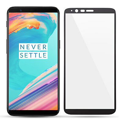 Genuine Tempered Glass Screen Protector Film Guard Protection for OnePlus 5T