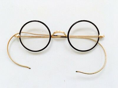 Vintage Gold Filled Eyeglasses Vintage Spectacles ALGHA 20 England