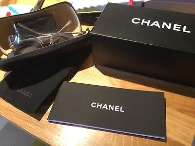 Chanel Sunglasses - Clear - Authentic