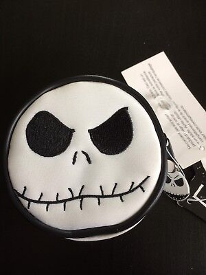 The Nightmare Before Christmas Jack Skellington Coin Purse