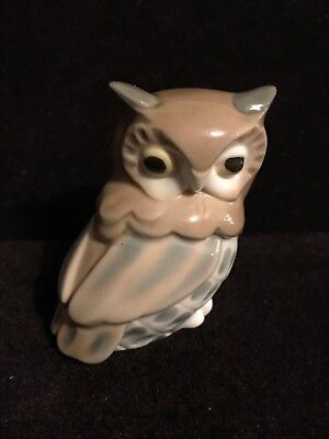 NAO by Lladro Small Owl Figurine - Retired