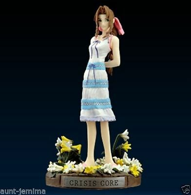 Final Fantasy VII Aerith 10th Anniversary Figure Potion Trading Arts 7