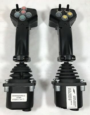 "Set of ""BRAND NEW"" Vermeer Joystick Controls"