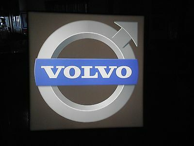 Volvo Lighted Sign