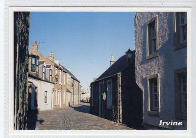 THE VENNEL, IRVINE: Ayrshire postcard (C31298)
