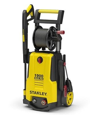 Stanley SHP1900 1,900 PSI Electric Pressure Washer Package Complete - HOT BUY