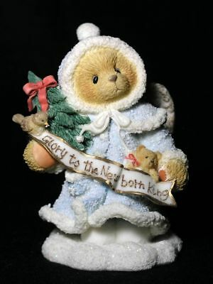 Cherished Teddies GRACE Glory To The New Born King