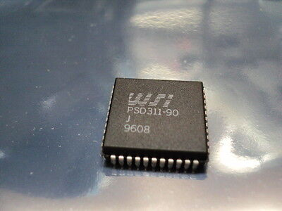 PSD311-90J WSI DC:96 Field Programmable Microcontroller Peripherals