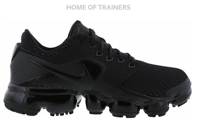 53f7a9b597b951 Nike Air Vapormax Black Dark Grey Junior Boys Girls Trainer All Sizes
