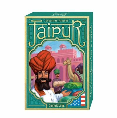 2017 new Full English Version board game Jaipur high quality best card game
